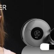 Kmax Пудра-стайлинг для редких волос результат до и после