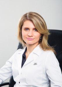 Трихолог Екатерина Денисова_Санкт-Петербург