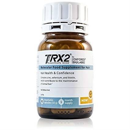 TRX2 Капсулы для роста волос. Что это такое?