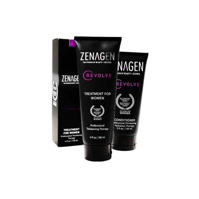 Женский набор для терапии волос Zenagen