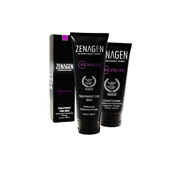 Мужской  набор для терапии волос Zenagen