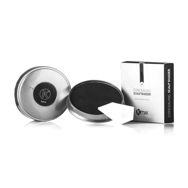 Kmax Пудра-стайлинг редких волос компакт водостойкая