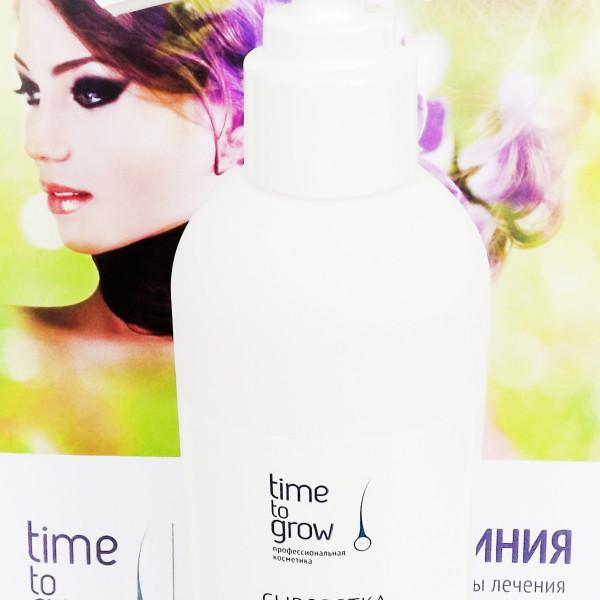 Time To Grow Сыворотка восстанавливающая для волос