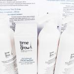 Time To Grow Средства для волос
