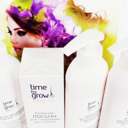 Time To Grow Эффективные средства для волос