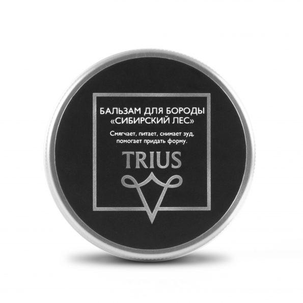 TRIUS Бальзам для бороды сибирский лес 50 мл._магазин Itshair.ru