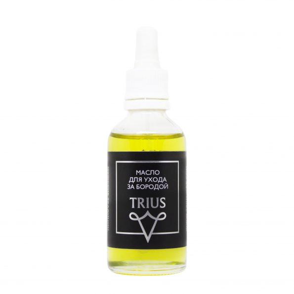 TRIUS Масло для ухода за бородой 50 мл._магазин ITSHAIR