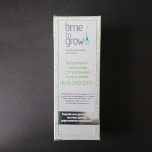 TimeToGrwo_Стимулятор роста волос био-энерджи_itshair.ru