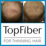 TopFiber_Light Brown_до и после_загуститель волос