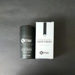 Kmax_Black Edition_Кератиновый стайлинг для тонких и редких волос регуляр_itshair.ru