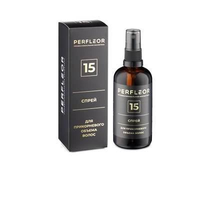 Perfleor Спрей №15 для прикорневого объёма волос 100 мл _1
