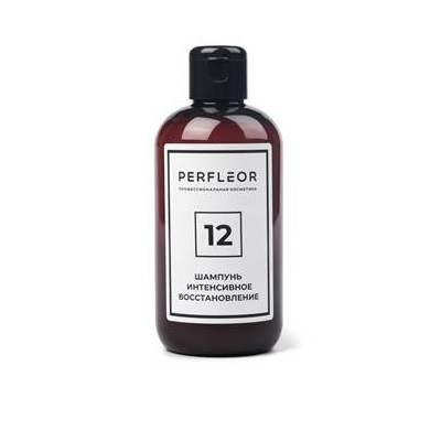 Perfleor Шампунь №12 Интенсивное восстановление волос, 250 мл._1