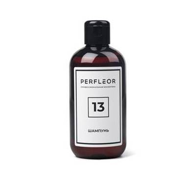 Perfleor Шампунь №13 для жирной кожи головы, 250 мл._1