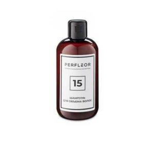 Perfleor Шампунь №15 для объёма волос, 250 мл._1